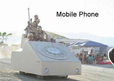 Mobil telefonieren - Mobiltelefon lustige Auto Bilder