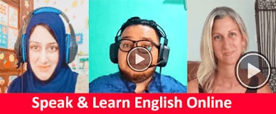 Learn and Speak English Online