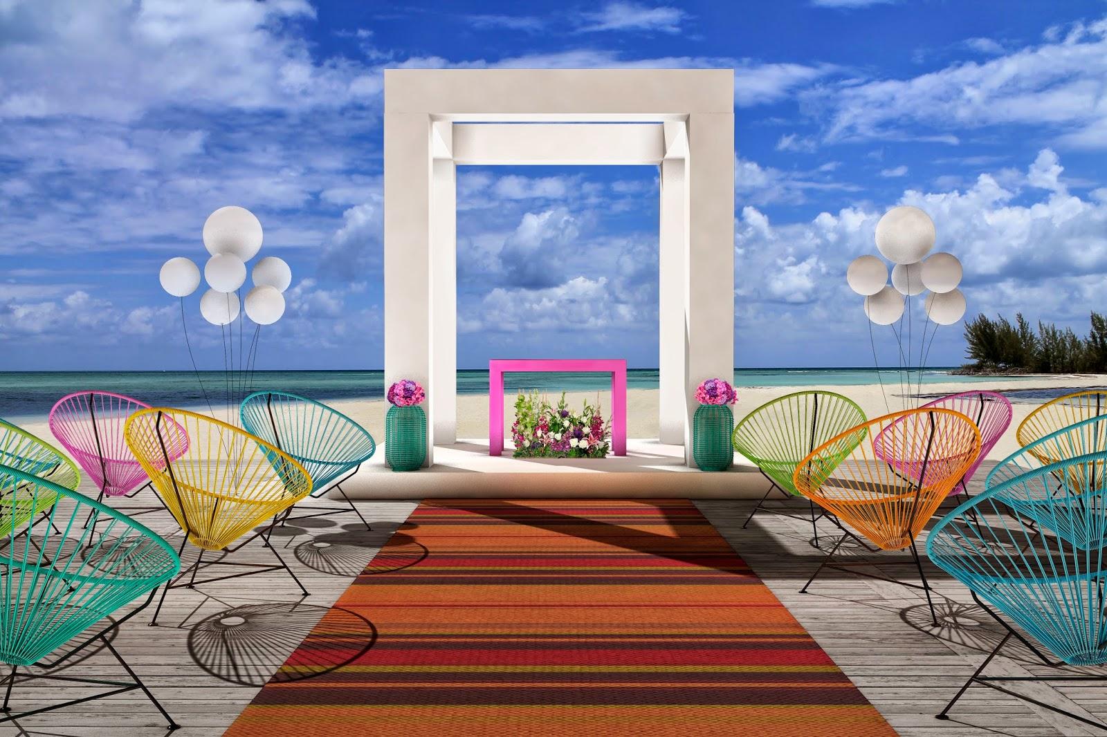 Estilo minimalista  Isla Pasion Weddings