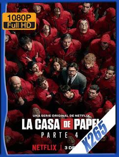 La Casa de Papel (2020) Temporada 4 x265 [1080p] Castellano [Google Drive] Panchirulo