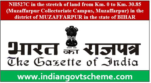MUZAFFARPUR in the state of BIHAR