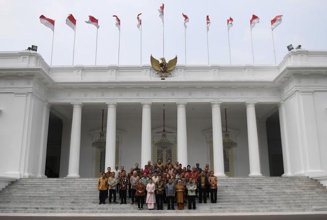 Ini Prediksi Formasi Menteri di Kabinet Jokowi-Ma'ruf Amin