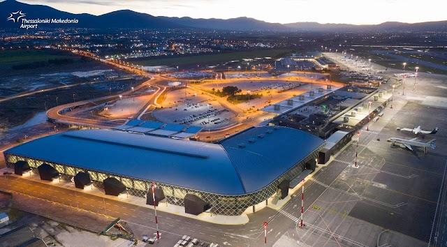 """Θεσσαλονίκη: Δύο νέοι ανισόπεδοι κόμβοι για τη σύνδεση με το Αεροδρόμιο """"Μακεδονία"""""""