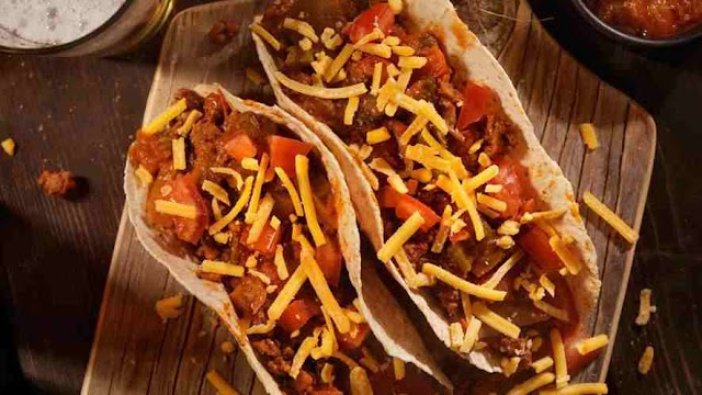 10 different taco recipes from mexico