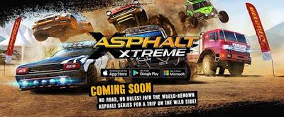 Asphalt Xtreme APK + Mod Unlocked + Data for Android Online