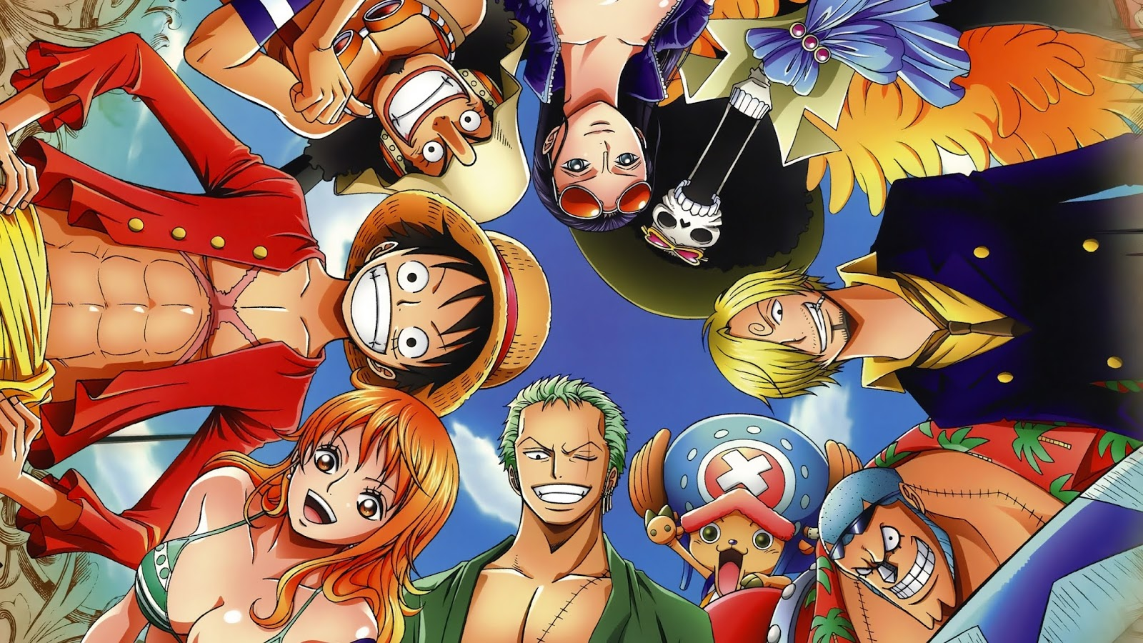 One Piece Wallpapers Hd 4k Free Download