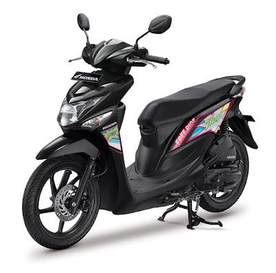 Promo Harga Cash/Kredit Sepeda Motor Honda Beat Pop bulan April 2016.