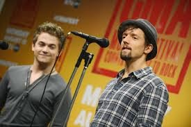 Hunter Hayes e Jason Mraz