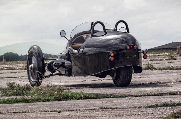 Morgan EV3 1909 Edition