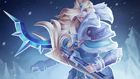 Crystal Maiden DOTA 2 Wallpaper, Fondo, Loading Screen