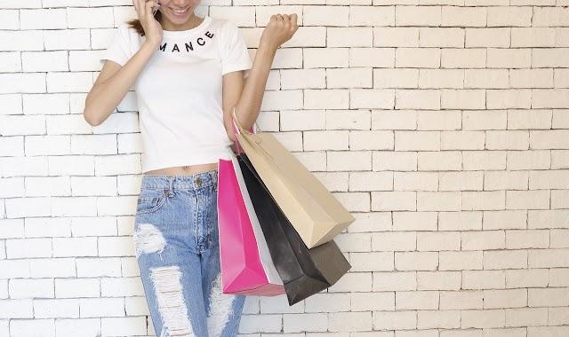 Ir de compras es bueno para tu autoestima, según un estudio