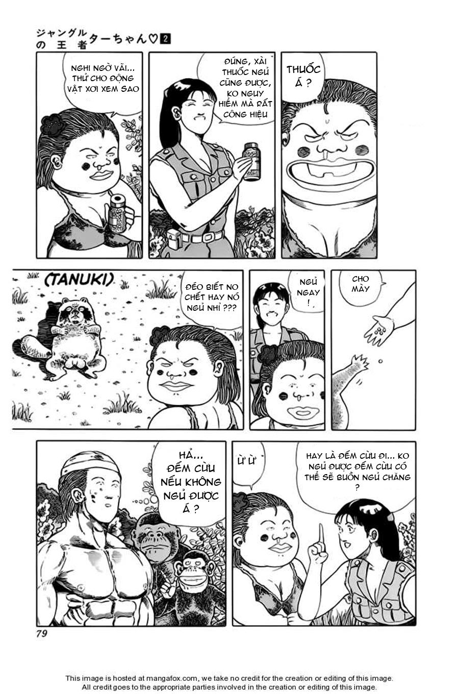 Chúa rừng Ta-chan chapter 26 trang 6