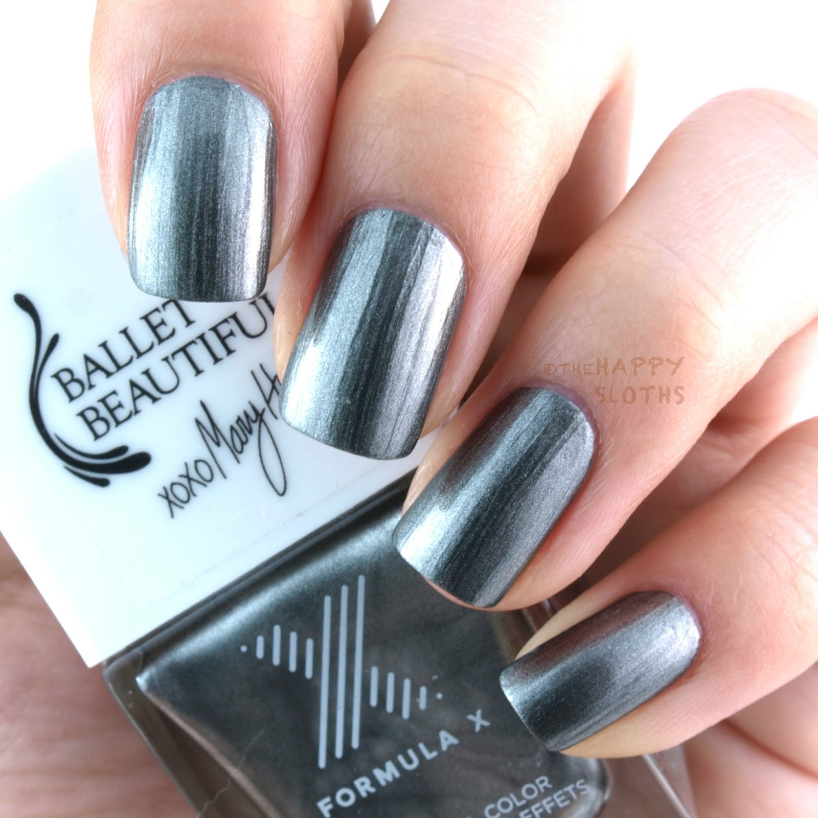 Formula X #ColorCurators Ballet Beautiful Collection: Review and Swatches