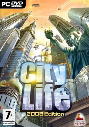 City Life 2008 Edition PC [Full] [Español] [MEGA]
