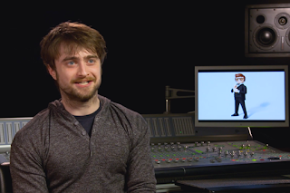 "Updated: Playmobil: The Movie featurette ""Daniel Radcliffe is Rex Dasher"""