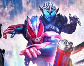 Kamen Rider Revice - Official Series Logo Revealed