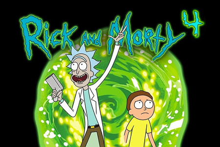 Rick and Morty Temporada 4 HD Mega