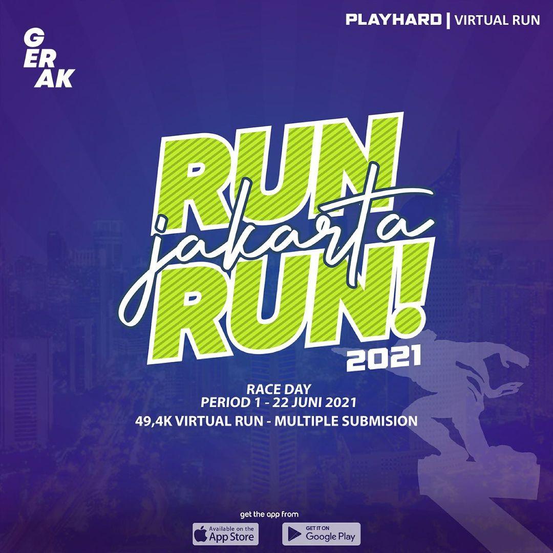Run Jakarta Run • 2021