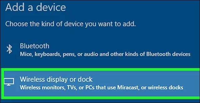 تحميل برنامج miracast للكمبيوتر ويندوز 7