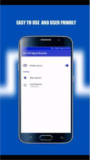Aplikasi Penguat Sinyal 4G Android