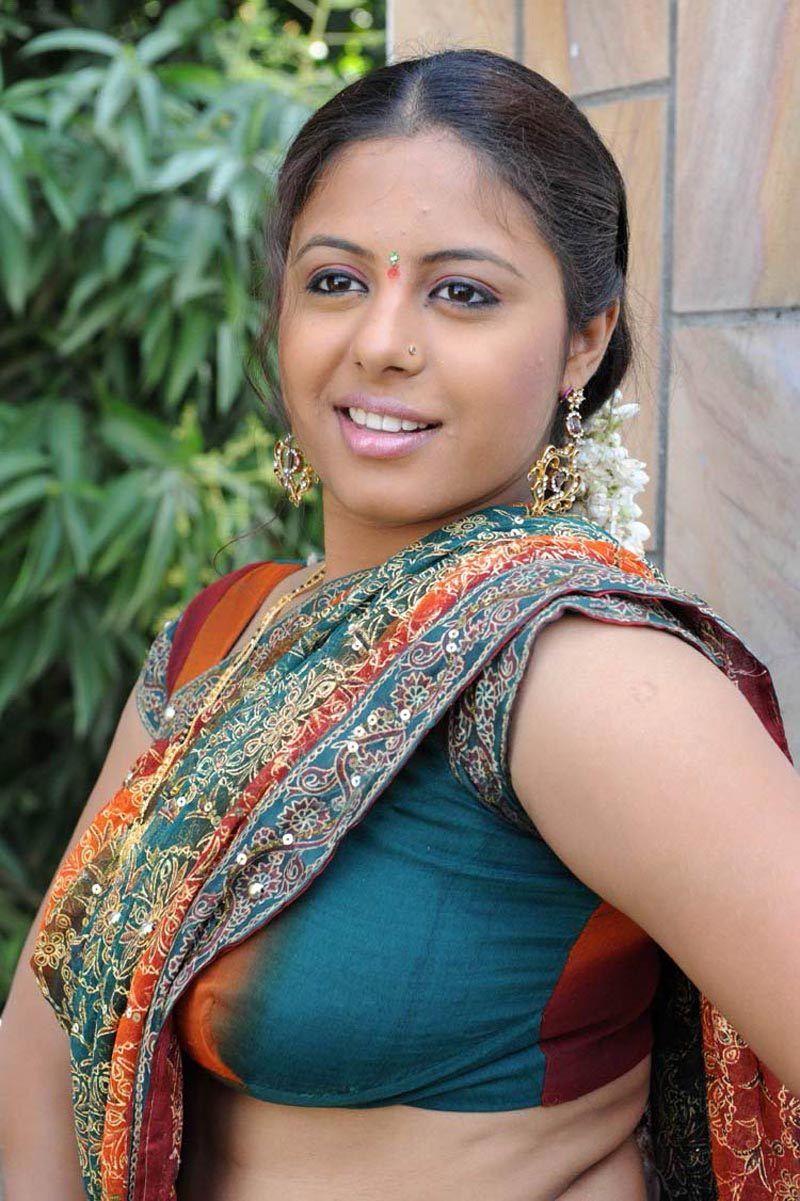 Spicy Saree: Celebs And Gossip: Spicy Actress Sunakshi Saree Blouse Photos
