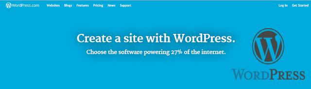 wordpress free blogging platform ki jankari hindi me