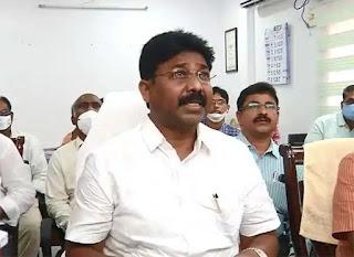 SALT-  Supporting Andhra's   Learning Transformation (SALT)  విద్యాభివృద్ధికి 'సాల్ట్' పథకం: మంత్రి ఆదిమూలపు సురేష్