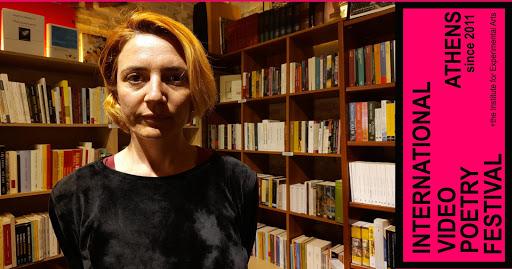 Συνέντευξη για το International Video Poetry Festival