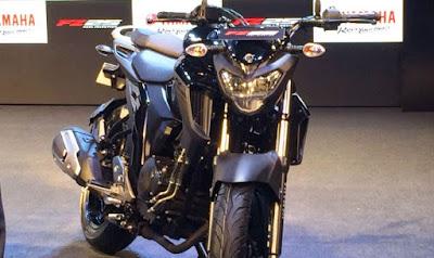 New 2017 Yamaha FZ25 HD Wallpapers