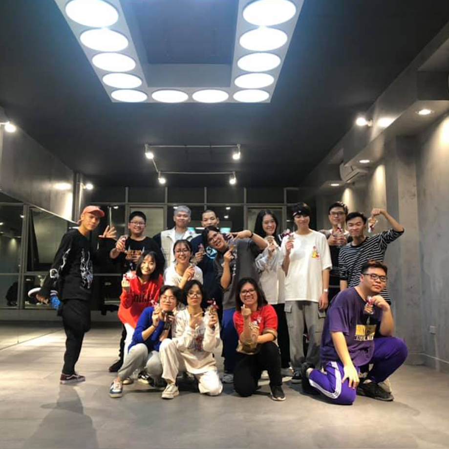 [A120] Chào hè: Giảm ngay học phí lớp học nhảy HipHop tại Hà Nội