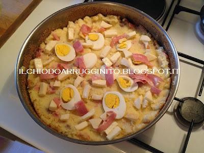 Gattò di patate o Gatò ma anche Gàteau napoletano al forno - 9