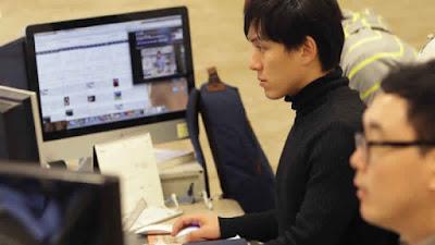 كوريا الجنوبية من حيث امتلاكها أسرع خدمات أنترنت في العالم