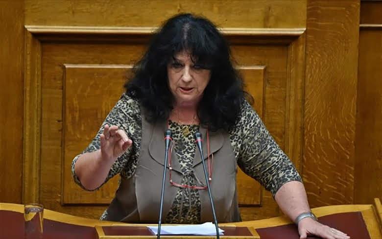 """Η Άννα Βαγενά δηλώνει για το φορολογικό νομοσχέδιο: """"Πολλά στους λίγους και λίγα στους πολλούς"""""""