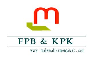 Soal Pilihan Ganda Aplikasi FPB Dan KPK Untuk Pembelajaran Matematika SD