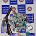 POLICIAL: CETO PRENDE TRAFICANTES COM ARMA E GRANDE QUANTIDADE DE DROGAS EM BONFIM