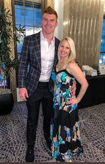 Andy Dalton And His Wife Jordan