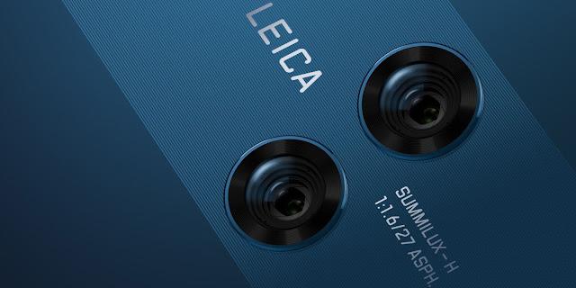 Its dual camera consist 20MP RGB + 12MP monochrome sensor as the recent P10 flagship.