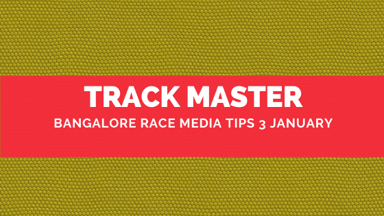 Bangalore Race Media Tips 3 January