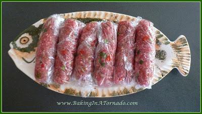 Bacon Cheddar Beef Rolls | recipe developed by www.BakingInATornado.com | #recipe #dinner