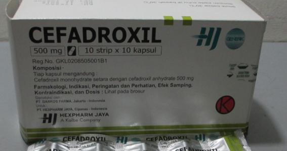 Manfaat Dan Kegunaan Cefadroxil Sebagai Antibiotik   Obat penyakit Apa   Manfaat. Efek Samping. Kegunaan. Dosis Aturan Minum