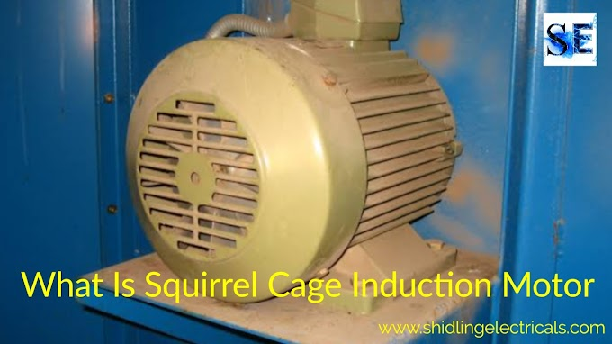 What Is Squirrel Cage Induction Motor, Working Principle, Applications, Advantages, Disadvantages