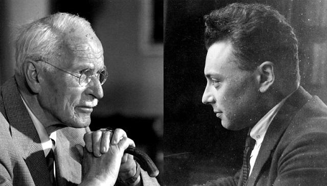 Carl Gustav Jung si Wolfgang Ernst Pauli