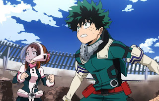 Boku no Hero Academia 3 – Episódio 16