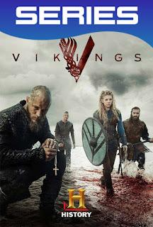 Vikings Temporada 3 Completa HD 1080p Latino