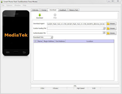 How To Flash MTK CPU On SP Tool