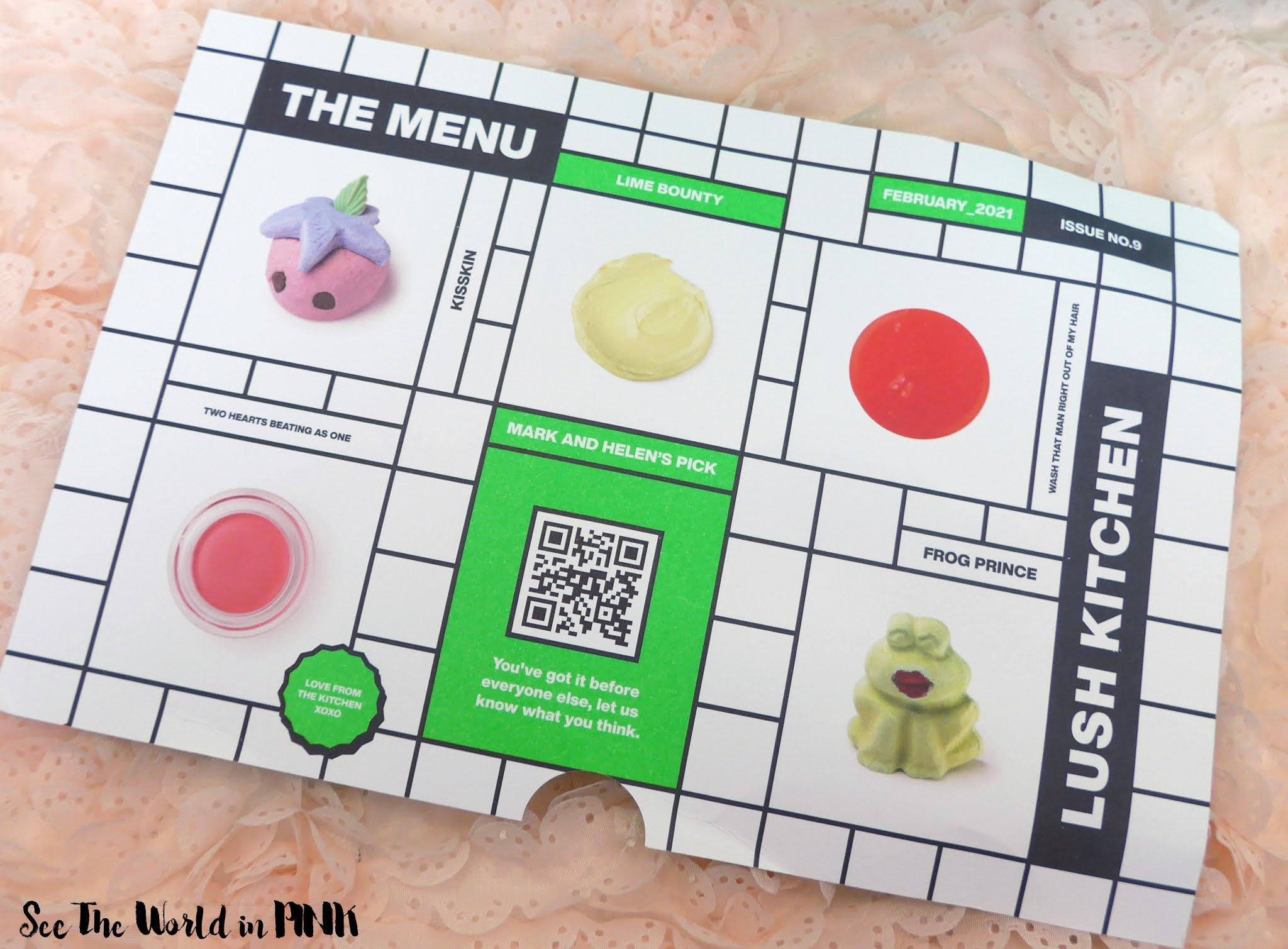 Lush Kitchen Subscription Box ~ Vol.9 February 2021
