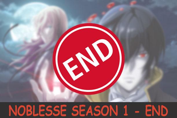 Noblesse Episode 13 End