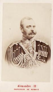 empereur russie