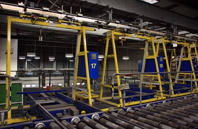 essential pieces warehouse equipment fulfillment center distribution warehousing storage