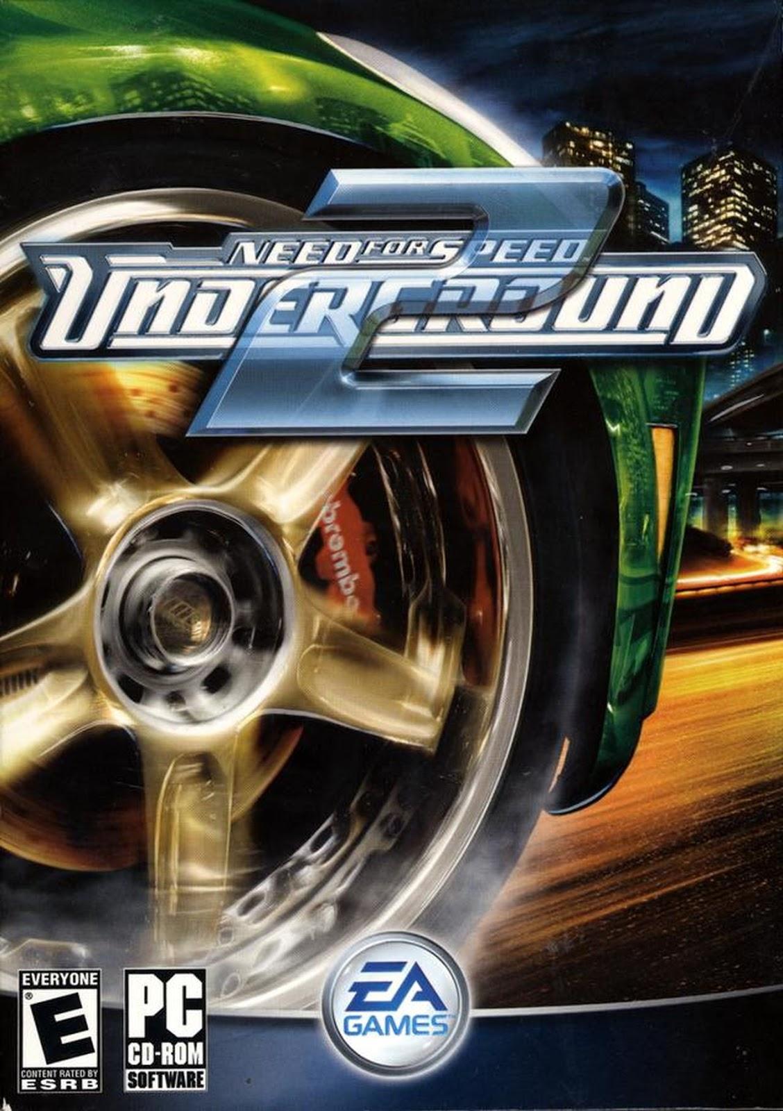 Nfs underground 2 download free